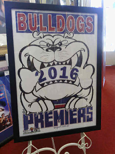 A Memorable Bulldogs Premiership