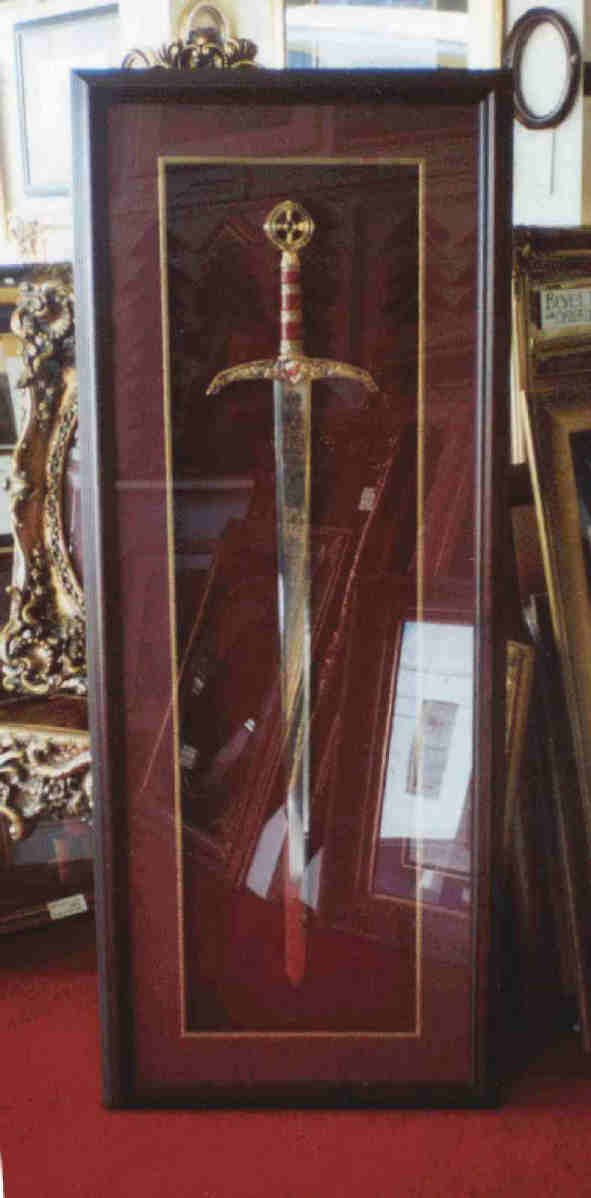 Decorative Sword